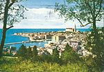 Postcard of Piran 1961.jpg