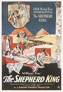 <i>The Shepherd King</i> 1923 film by J. Gordon Edwards