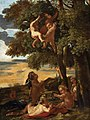 Poussin Children and putti playing.jpg