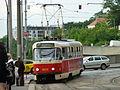 Povodňová doprava v Praze, M, 246.jpg