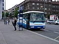 Praha, Na Knížecí, Ostrovského, SOR C 10,5, Probobus, D 96 Rožmitál.jpg