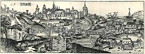 Hartmann Schedel - Image: Praha 1493