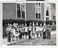 Pre-school children's parade in front of the Jewish Educational Center on Center Day. (4419461978).jpg