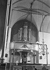preekstoel en orgel - benschop - 20030665 - rce