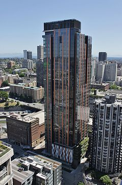 Premiere on Pine | High Rise Apartments Downtown Seattle
