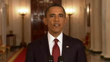 চিত্র:President Obama on Death of Osama bin Laden no watermark.webm