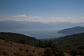 Prespa Lake seen from Galicica.jpg