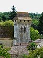 Pressignac (24) église clocher-donjon.JPG