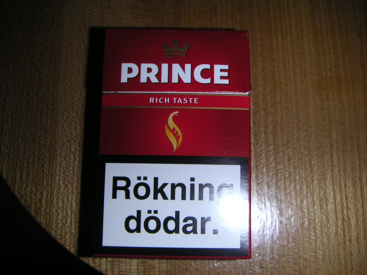 Does packet cigarettes cost USA