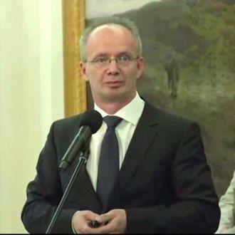 Krzysztof Szwagrzyk - Image: Prof. Krzysztof Szwagrzyk