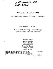 Project Longshot - Advanced Design Program Project Report.pdf