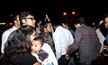 Protesters at Shahbag child.JPG