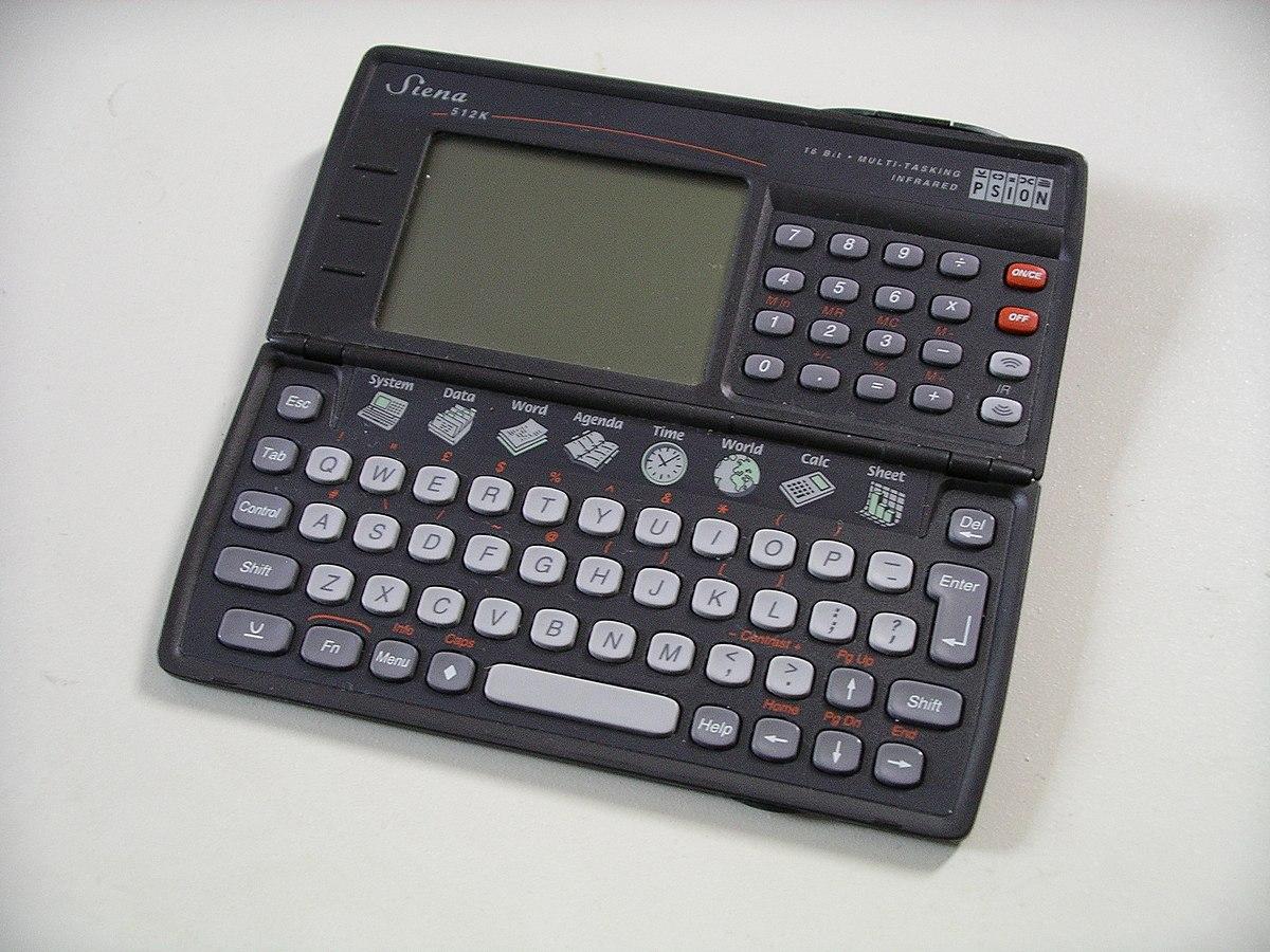 Backup Camera System >> Psion Siena - Wikipedia