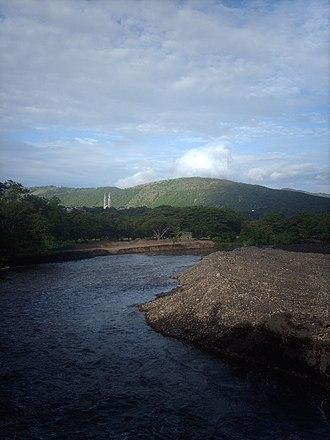Panche people - Image: Puente de los suspiros, Agua de Dios Tocaima Río Bogotá panoramio