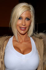 Puma Swede na wystawie AVN Adult Entertainment Expo w Sands Convention Center, Las Vegas, Nevada 9 stycznia 2010 r.