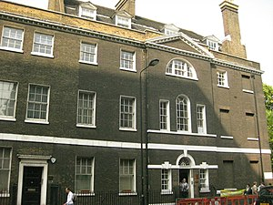 Pushkin House (London) - Image: Pushkin House, London