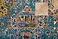 Qajar-era tilework, Tehran (14495324733).jpg