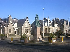 Aberdeen South (UK Parliament constituency) - Queens Cross, Aberdeen.