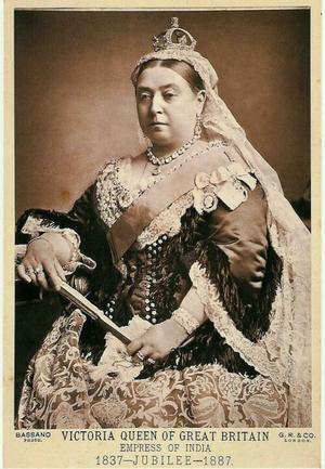 Queen Victoria of Briton