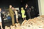 Queen Elizabeth II, Titanic Belfast, 2012 (26).jpg