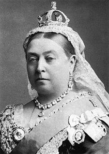 Královna Viktorie (foto: Alexander Bassano)