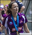 Queensland Netball Firebirds parade day-13 (19013071019).jpg