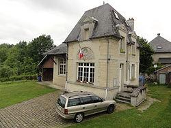 Quincy-Basse (Aisne) mairie.JPG