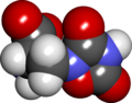 Quisqualic acid spacefill.png
