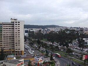 Quito - Avenida Naciones Unidas