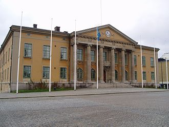 Karlskrona Municipality - Karlskrona Town Hall
