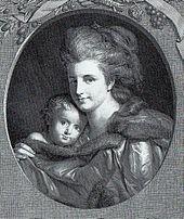 La Tendre Mère, nach Friedrich August Tischbein (Quelle: Wikimedia)