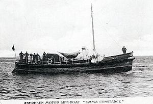 Barnett-class lifeboat - Image: RNLB Emma Constance 1928