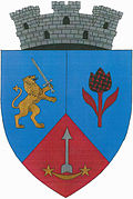 Coat of arms of Cehu Silvaniei