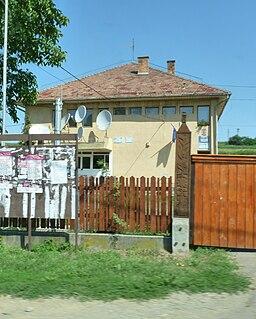 Eremitu Commune in Mureș, Romania