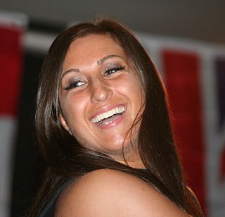 Rachael Ellering American professional wrestler