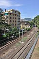 Railroad - Rapallo (GE) Italy - August 2, 2010 - panoramio.jpg