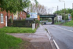 Railway Bridge at Kemspton Hardwick - geograph.org.uk - 430061.jpg
