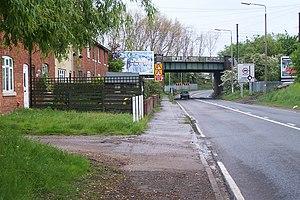 Kempston Hardwick - Image: Railway Bridge at Kemspton Hardwick geograph.org.uk 430061