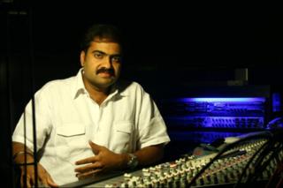 M. R. Rajakrishnan Indian audiographer