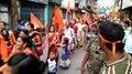 File:Rama Navami Celebration - Andul-Khatir Bazaar Road - Mahiari - Howrah 20180325163950.webm