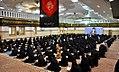 Ramadan 1439 AH, Qur'an reading at Great Hussainiya Mosque of Zanjan - 20 May 2018 05.jpg