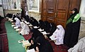 Ramadan 1439 AH, Qur'an reading at Imamzadeh Abdullah Shrine, Gorgan - 20 May 2018 05.jpg