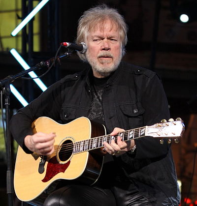 Picture of a band or musician: Randy Bachman