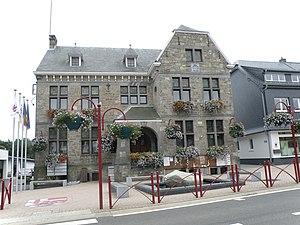 Büllingen - Image: Rathaus Büllingen