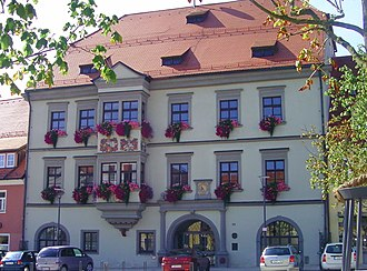Tirschenreuth - Town Hall