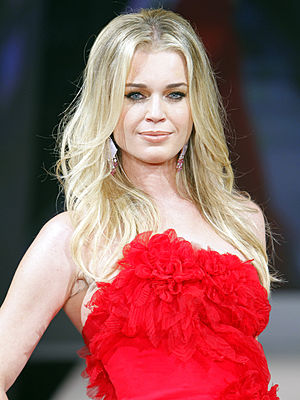 Rebecca Romijn - Romijn at The Heart Truth's Red Dress Collection Fashion Show, 2012