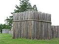 Reconstructed stockade.jpg