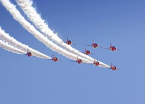 Red Arrows Radom 2009 t.JPG
