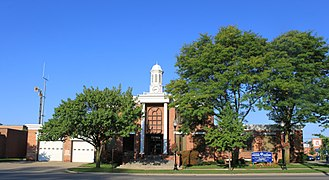 Redford, Michigan - Redford Township Hall