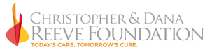 Christopher and Dana Reeve Foundation - Image: Reeve Foundation logo